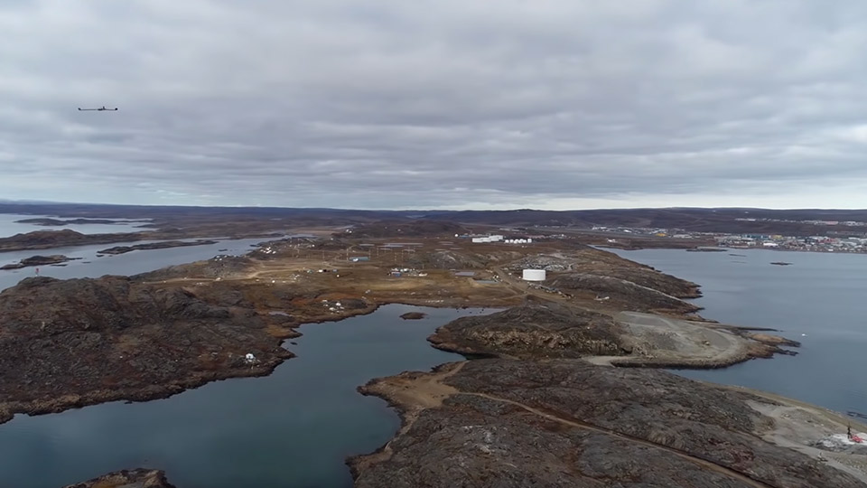 Safeguarding & Developing Indigenous Arctic Communities with UAS